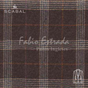 Paño Scabal 01 - Saco Sport - Cuadros