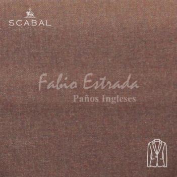 Paño Scabal 01 - Saco Sport - Unicolor