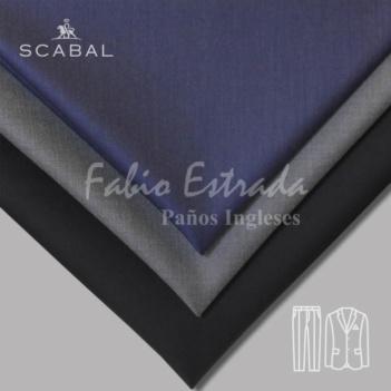 Paño Scabal 01 - Vestido - Unicolor