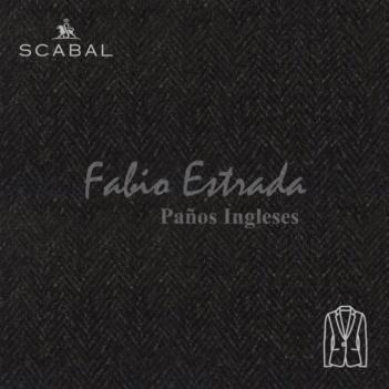 Paño Scabal 02 - Saco Sport - Espina de Pescado
