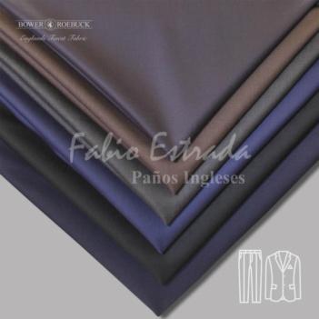 Paño Bower Roebuck 01 - Vestido - Unicolor