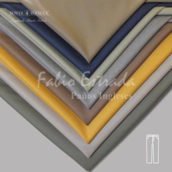 Paño Bower Roebuck 02 - Pantalón - Unicolor