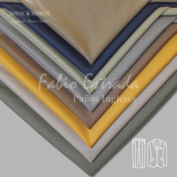 Paño Bower Roebuck 02 - Vestido - Unicolor