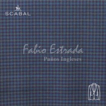Paño Scabal 14 - Saco Sport - Cuadros