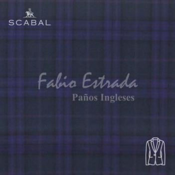 Paño Scabal 15 - Saco Sport - Cuadros